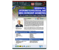 Geospatial, Hydrometeorological and GNSS (GEOMETOC) Workshop