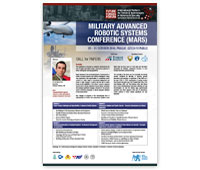 Military Advanced Robotic Systems (MARS) Conference